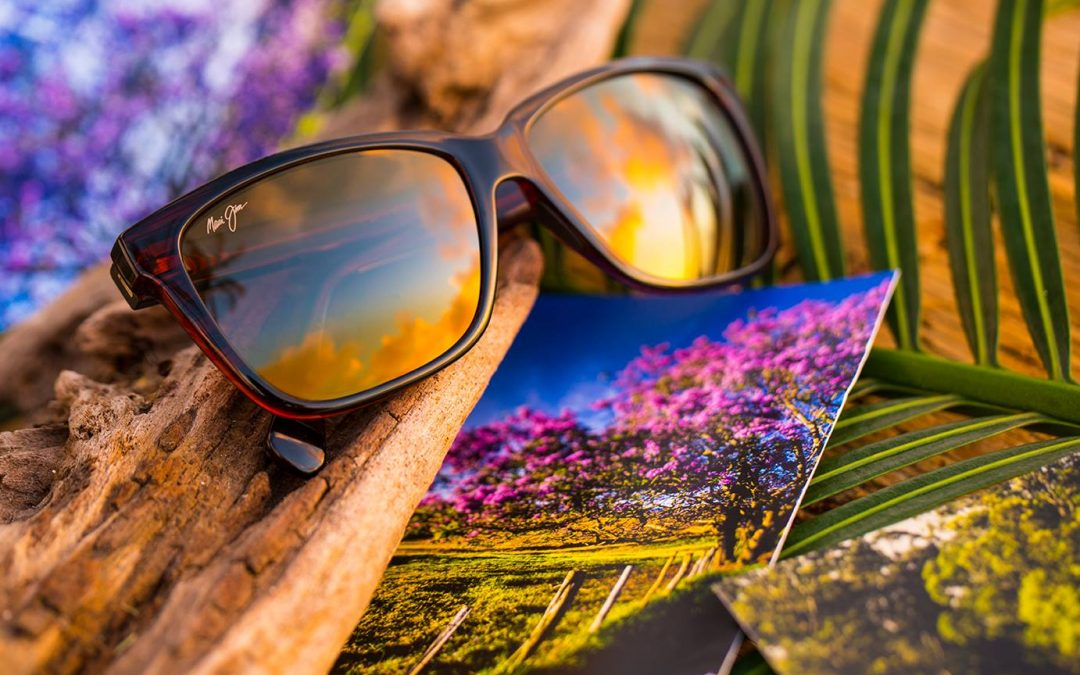 MauiJim Jacaranda Sunglasses - Summer 2017 - Eyecare Plus Tamworth