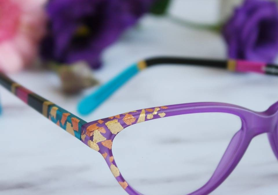 d3941a465e Ronit Furst glasses - colourful summer style