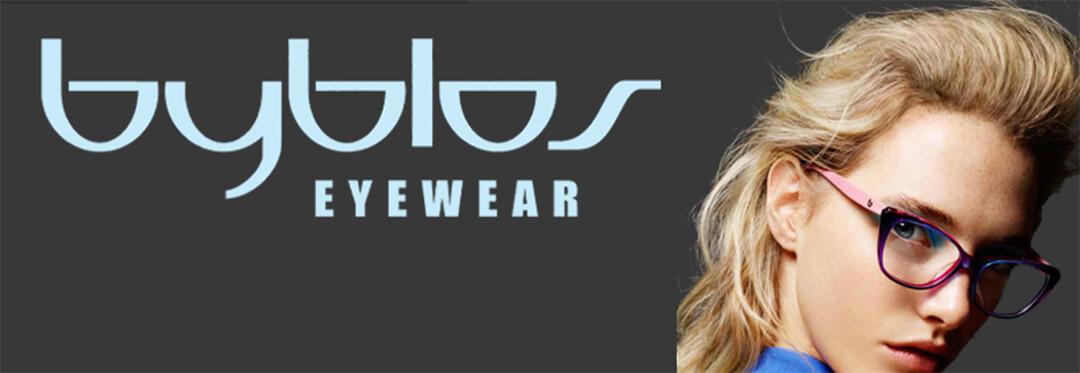 Byblos Eyewear 2019 banner