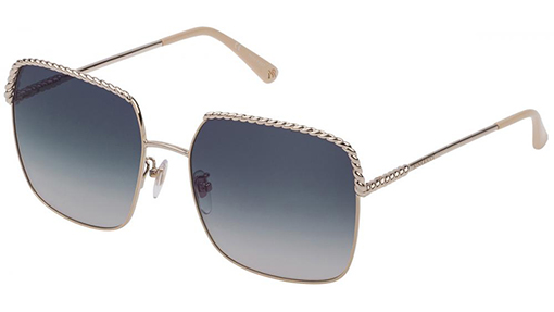 Nina Ricci sunglasses with gold twist - Eyecare Plus Tamworth
