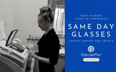 Same Day Glasses made in Tamworth