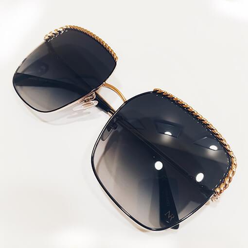 Nina-Ricci-gold-twist - Eyecare Plus Tamworth