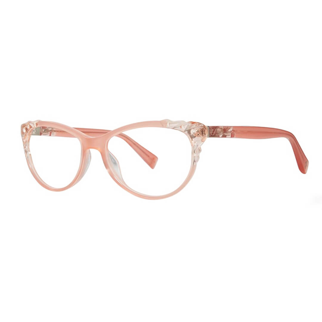 Seraphin Melrose optical frame in Peach Bloom - Eyecare Plus Tamworth
