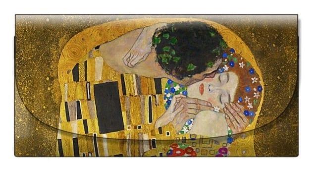 velour case Klimt – The Kiss
