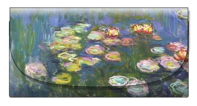 velour case Monet – Waterlilies