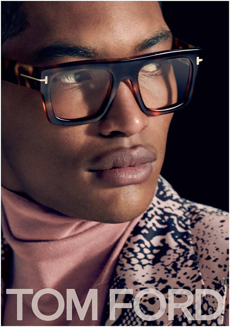 Tom Ford Eyewear optical frames men