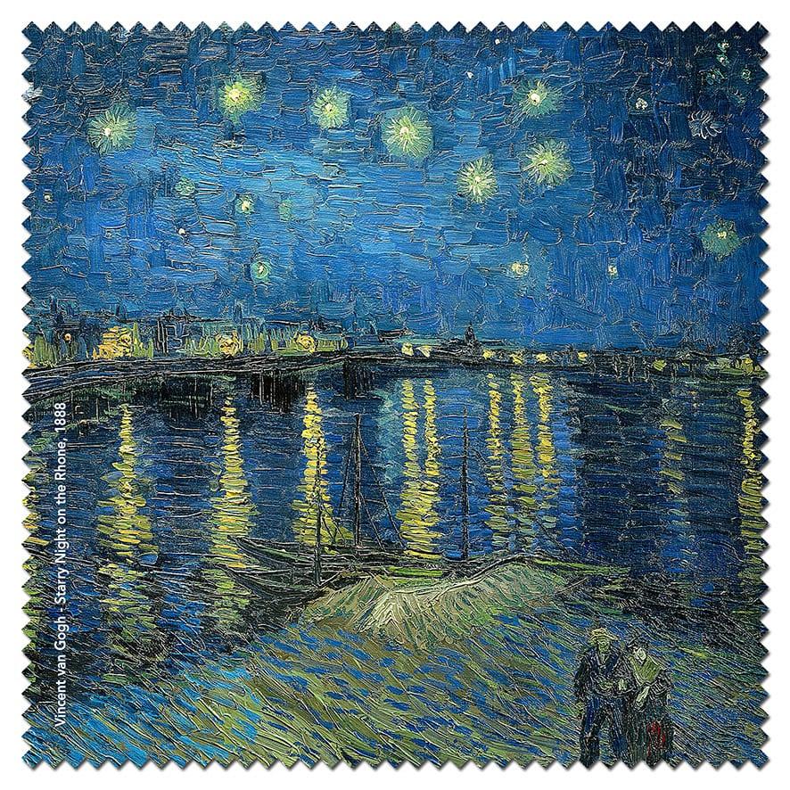 lens cloth Van Gogh – Starry Night