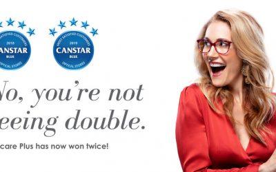 Canstar Blue 2019 optical awards winner
