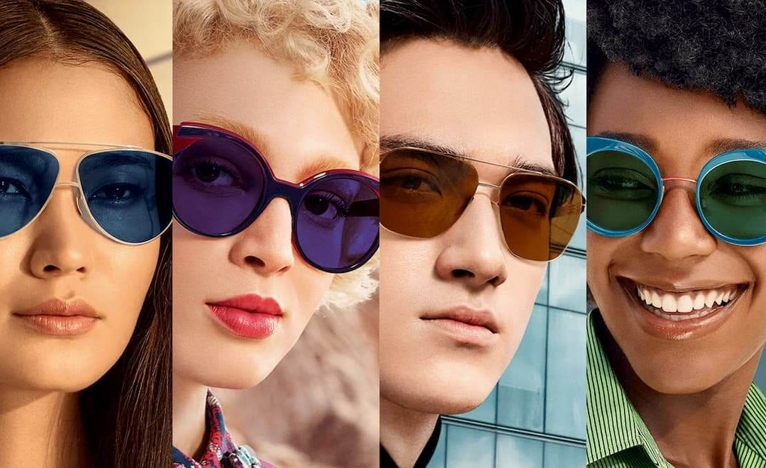 Transitions Style Colours lenses